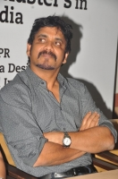 Nagarjuna signs AISFM Film School with JNAFU Photos