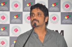 Nagarjuna Akkineni Film Institute Join hands with JNAFAU