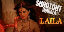 Sunny Leone Item Song from Shootout At Wadala