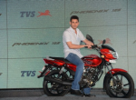 Mahesh Babu as brand ambassador for TVS Motors