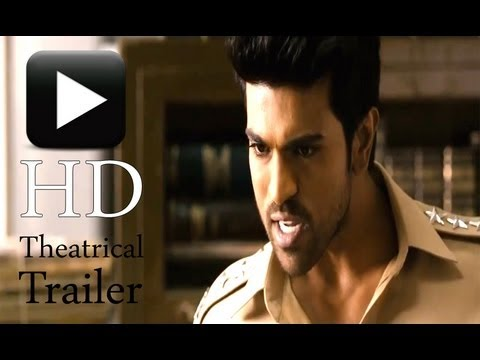 Ram Charan's Toofan aka Zanzeer movie Trailer