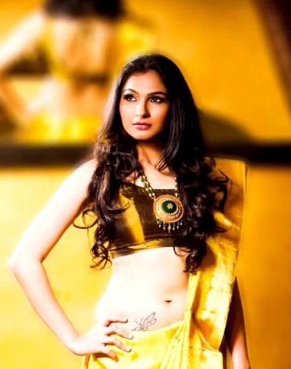 Andrea Jeremiah Latest Hot Photoshoot Pics