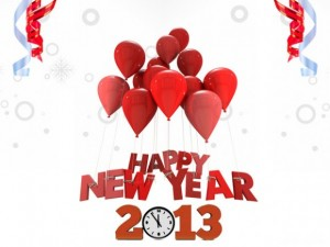 Happy New Year 2013 viewers