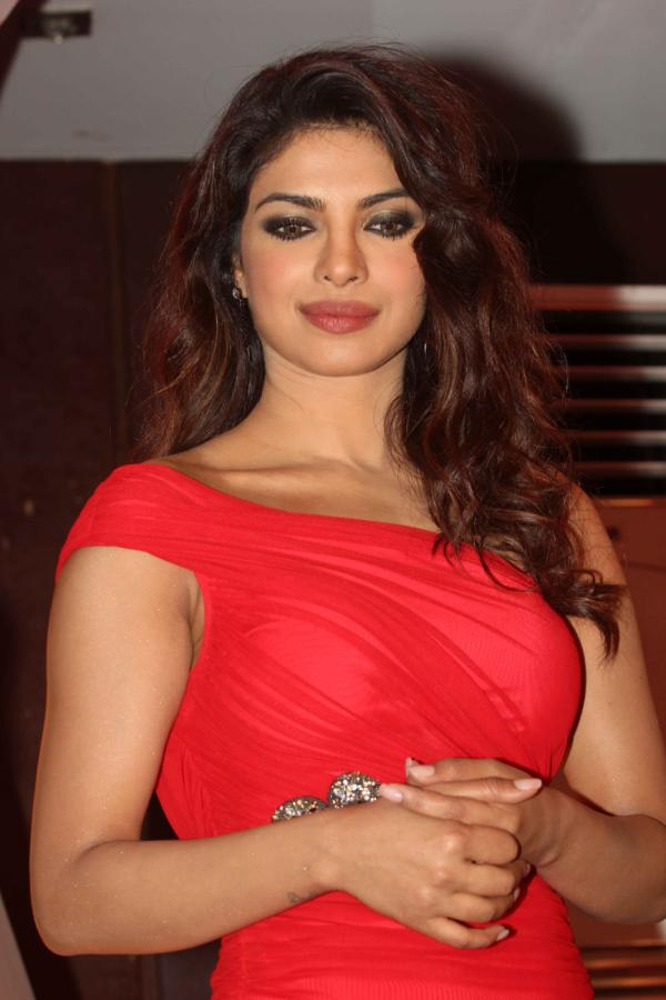 Priyanka Chopra At Launch Of Babli Badmaash Song