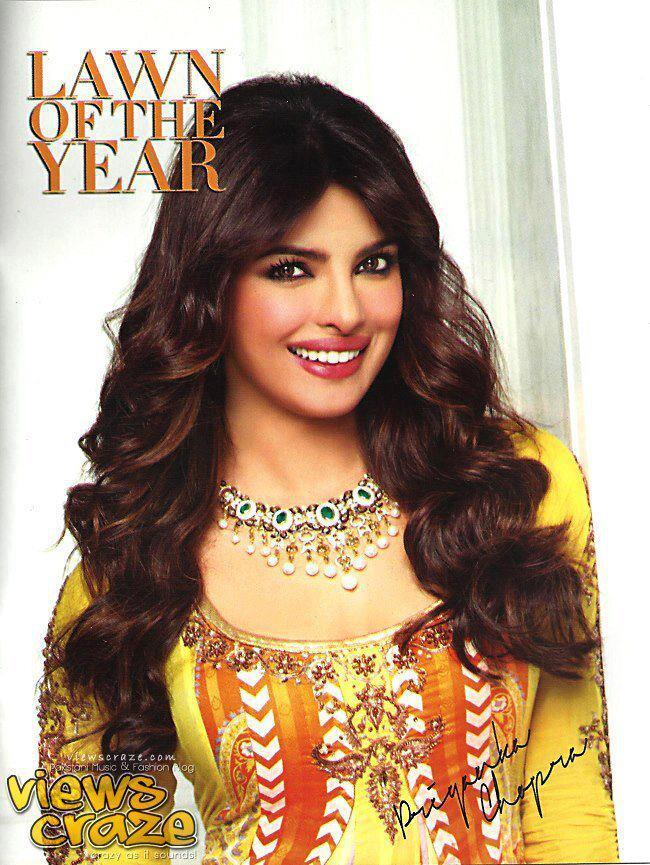 Priyanka Chopra Latest Photoshoot for EBuzztoday Magazine