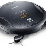Samsung reveals new robotic vacuum cleaner 'Smart Tango Corner Clean'