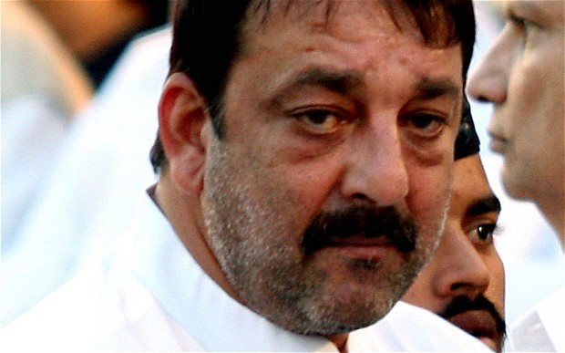 Sanjay Dutt sentenced to Jail for 5 years by Supreme Court