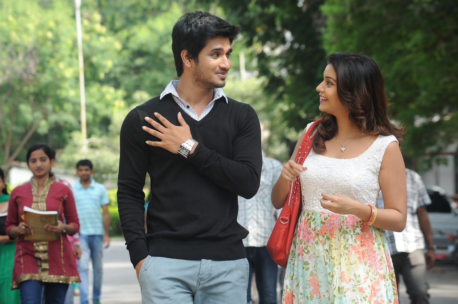 Swamy Rara Movie Latest Stills