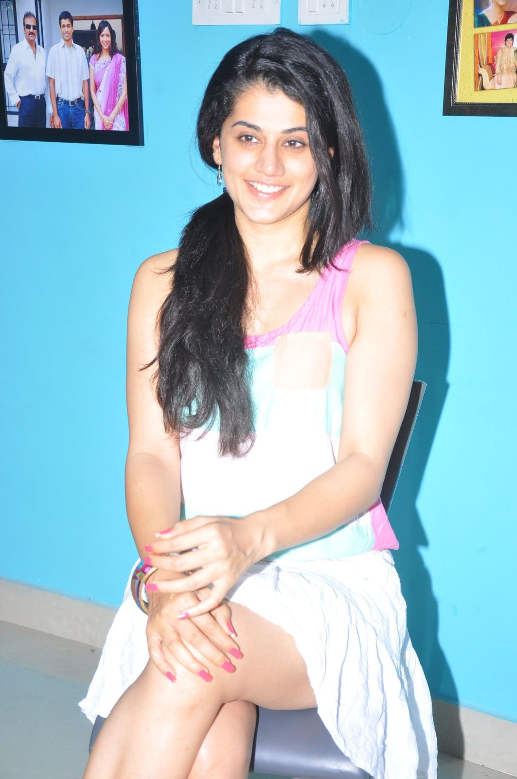 Tapsee Latest Cute Photoshoot