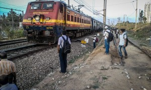 Techie killed after being hit by train in Bangalore