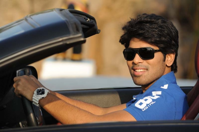 Allu Sirish Gouravam Movie Latest Stills
