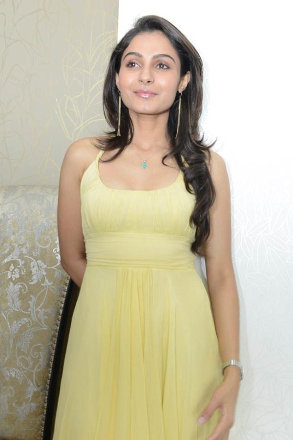 Andrea Jeremiah at Tadakha Movie Press Meet Stills