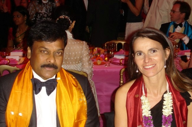 Chiranjeevi At Cannes Film Festival Photos Gallery