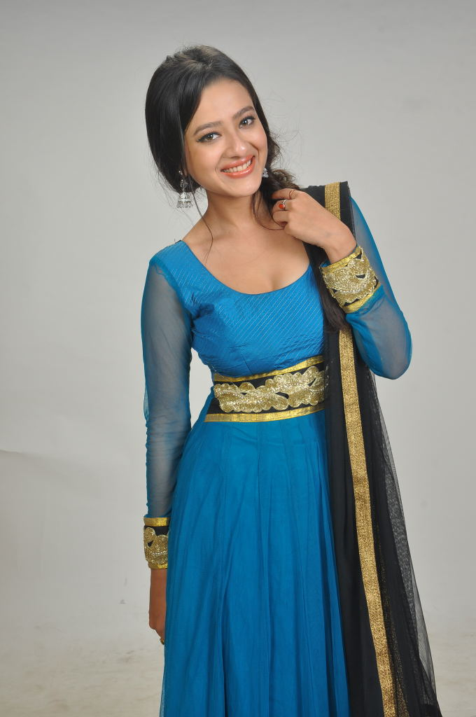 Madalasa Sharma Cute Photoshoot in Churidar