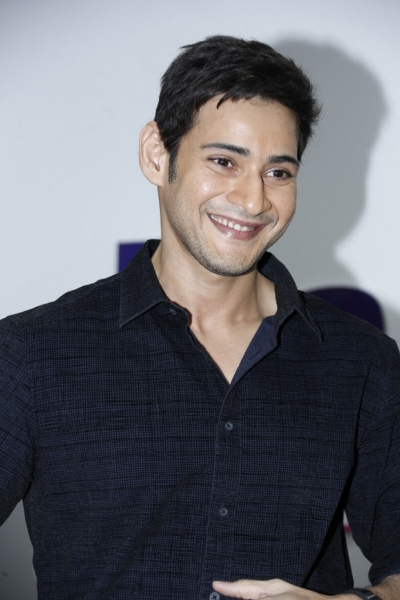 Mahesh Babu At Rainbow Hospitals Launch