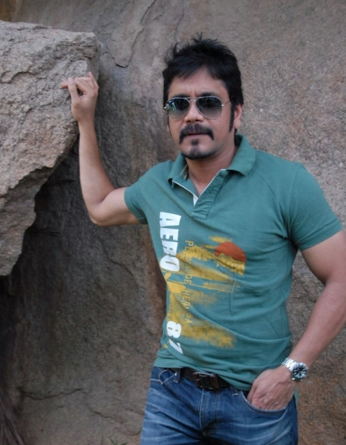 Nagarjuna Latest Photoshoot