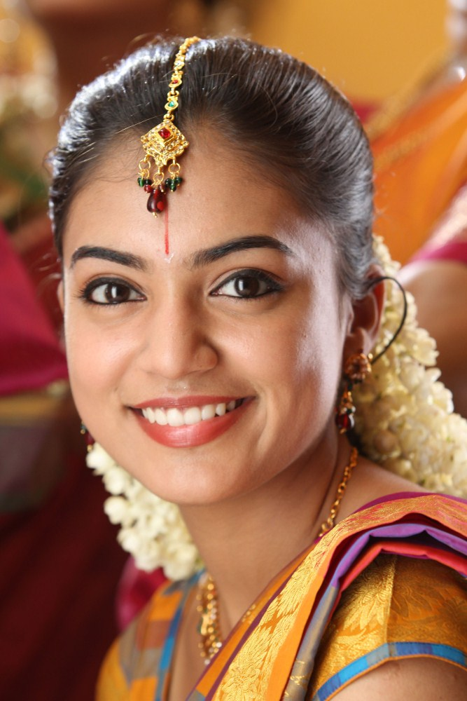 Nazriya Nazim Photos At Thirumanam Ennum Nikkah