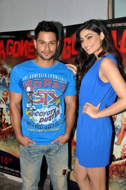 Puja Gupta Latest Hot Photos At Go Goa Gone Movie Press Meet