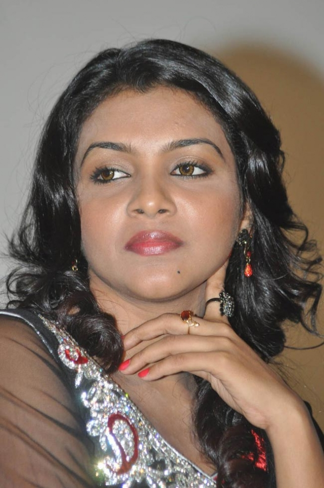Saranya Latest Photos At Prema Oka Maikam Movie Audio Launch