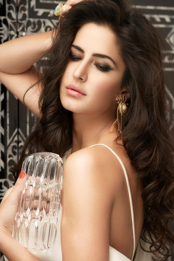 Sparkling Beauty Katrina Kaif Latest Hot Photoshoot