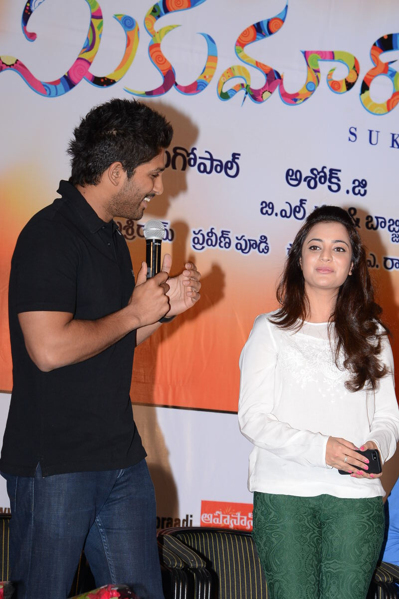 Sukumarudu Triple Platinum Disc Event