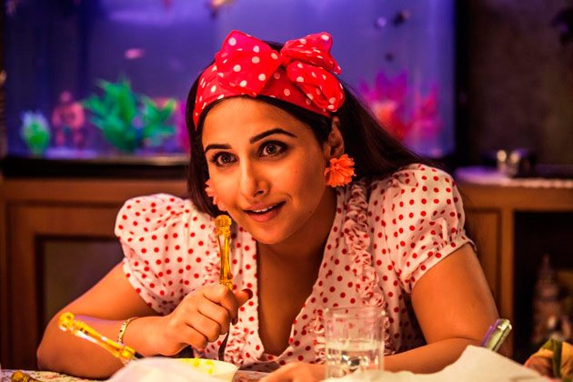 Vidya Balan Latest Stills From Ghanchakkar Movie